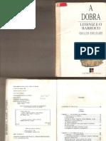 DELEUZE, Gilles. A dobra. Leibniz e o barroco.pdf