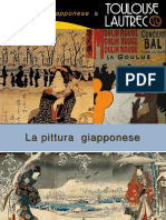Iscomar Pittura Giapponese Toulouse Manifesto