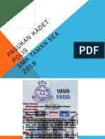 Asas Kadet Polis 2018
