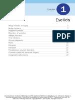 1 Eyelids
