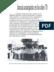 Córdoba - Militancia Anarquista en los años 70´s