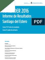 Santiago Del Estero Aprender Informe Final Grados Censales 592c283b95133