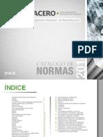 Catalogo Normas Agosto 2014 CONACERO