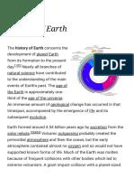 History of Earth - Wikipedia.pdf