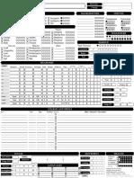 Editable NPC Sheet