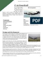 Beechcraft RC-12 Guardrail - Wikipedia