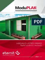 Brochure Moduplak 2014