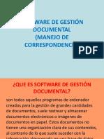 Software de Gestión Documental Terminada