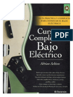 Curso Completo de Bajo Electrico.pdf