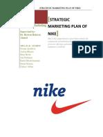 MarketingPlan Nike