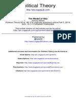 The Model of War