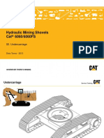 002 Cat-6060 Undercarriage