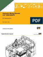 003 Cat-6060 Superstructure