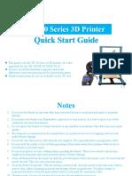 201801 CR-10 Series User Manual