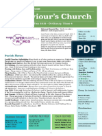 st saviours newsletter - 28 jan 2018