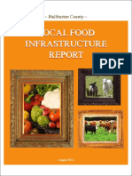 local food infrastructure report - 2011