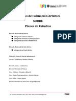 Plan de Estudios SODRE