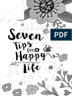 Seven Tips for a Happy Life 4th v4