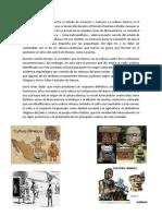 Cultura Olmeca y Mayas . Tecnologia Informativa