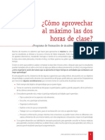 Wp AD Comoaprovechar Planear Clase