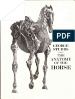 Stubbs - The Anatomy of the Horse