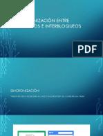 Sincronización Entre Procesos e Interbloqueos