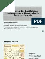 ABD 2016 Discalculia PDF Para Consulta - Monica Weinstein