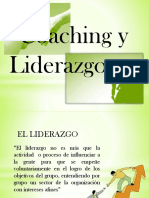 1.- Coaching y Liderazgo