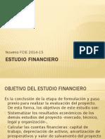 Estudio Finanaciero 2015