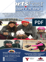 Port Colborne 19th Annual SportsFest events