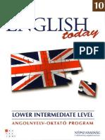 English Today 10