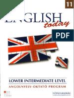 English Today 11