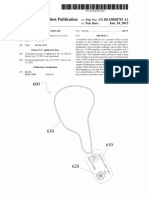 Biometric Birth Certificate U.S. Patent US 2013/0020793 A1