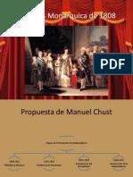La Crisis Monárquica de 1808