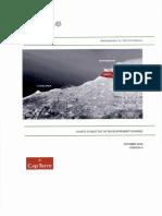 Charte d'Objectifs de Développement Durable