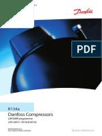 Danfoss Compressors R-134a