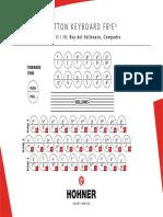 Hohner Accordions Corona III Fingering Chart