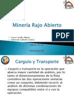 Clase-3_Operación Carguío y Transporte a Cielo Abierto