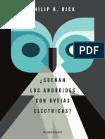 Seuñan Los Androides Con Ovejas Electricas