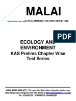 4. Ecology and Environment