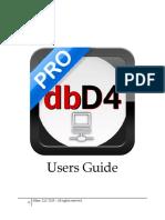 dbDOS UsersGuide