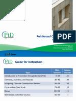 Reinforced Concrete Ptd Module