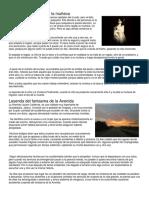 La Leyenda de La Niña y La Muñeca