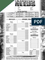 Base - Alt Art Sheet