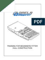 Training Fitter Untuk Hull Construction
