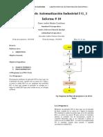 Informe 10 Lab Auto1