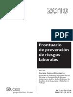 ProntuarioPRL 2010