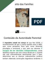Conte Udo Autoridad e Parental