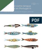 El Español Como Lengua Extranjera en Portugal