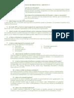 Banco de Preguntas Grupo 5 - Realidad Socioeconómica